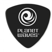 Planet Waves Black Celluloid Wide Guitar Picks 100 pack Heavy