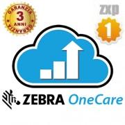 3 anni contratto di assistenza ZXP Serie 1 - ZEBRA OneCare -Z1AE-ZX11-3C0