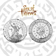 Iron Gut Publishing Sea of Thieves A Pirate for all Eternity Collector's Limited Edition Coin: Silver Variant