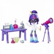 Jucarie Set My Little Pony Equestria Girls Minis Laboratorul de cercetare Twilight Sparkle B9483 Hasbro