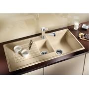 BLANCO ZIA 6S gránit mosogatótálca - fehér