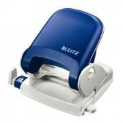 Perforator 25 coli, LEITZ 5005 - albastru