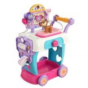 Jucarie Doc McStuffins Hospital Care Cart