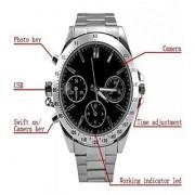 Spy Stylish Slim Wrist Watch with Camera HD