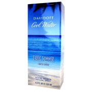 Davidoff Cool Water Exotic Summer Eau de Toilette 125 ml