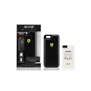Carcasa Iphone Con Atomizador De Perfume 25Ml Ferrari Black