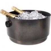 XLBoom Rondo Party Bucket wijnkoeler Zwart