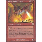 Magic: the Gathering - Two-Headed Dragon - Mercadian Masques - Foil