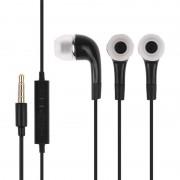 Casti Handsfree In-Ear Negru Audio Stereo cu Microfon , Jack 3.5