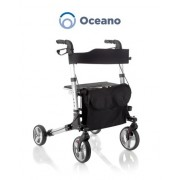 RP530 OCEANO - Rolator din aluminiu vopsit cu 4 roti