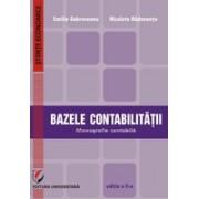 Bazele contabilitătii. Monografie contabilă