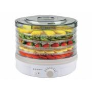 Deshidrator de alimente 245W capacitate 5kg diametru 33cm Beper BC.210