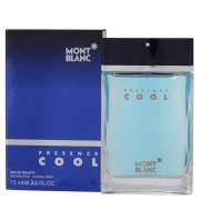 MONT BLANC PRESENCE COOL HOMME EDT 75 ML VP.