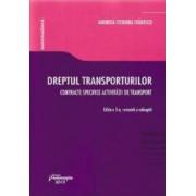 Dreptul transporturilor ed.3 - Andreea-Teodora Stanescu