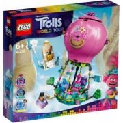 LEGO Trolls - Aventura lui Poppy cu balonul cu aer cald 41252