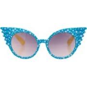 Kidofash Cat-eye Sunglasses(For Girls)