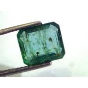 4.96 Ct Unheated Untreated Natural Zambian Emerald Panna Gems