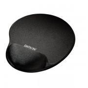 Mousepad cu gel ESSELTE Data Line Fashion - negru