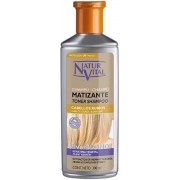 MULTI BUNDEL 3 stuks Naturaleza Y Vida Toner Shampoo Blonde 300ml