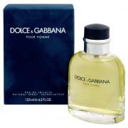 Dolce & Gabbana Pour Homme 2012pentru bărbați EDT 125 ml