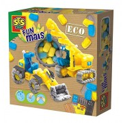 SES Creative Funmais Construction Vehicles (249748) Fun to Create Kit
