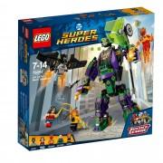 Lego Dc Comics Super Heroes Lex Luthor Mech T