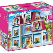 Playmobil® Konstruktions-Spielset »Mein Großes Puppenhaus (70205), Dollhouse«, (592 St), Made in Germany
