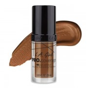 LA Girl Pro Coverage HD Liquid Foundation Coffee