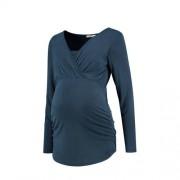 LOVE2WAIT overslag zwangerschaps- en voedingstop blauw