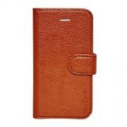Radicover Mobilcover Iphone 4/4S cognac brun, flip-side, RadiCover - 1 Stk