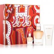 Hermès Jour d'Hermès Absolu set cadou IV. Eau de Parfum 50 ml + Eau de Parfum 7,5 ml + Lotiune de corp 30 ml