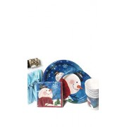 Snowman Party Supply Set