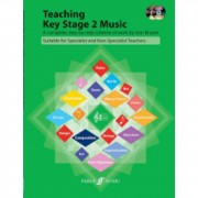 Faber Music Teaching Key Stage 2 Music CD, Ann Bryant