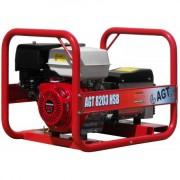 Generator electric trifazat cu motor Honda AGT 8203 HSB , putere motor 13 Cp , demaror cu sfoara