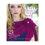 Knits from an English rose - 25 Modern-vintage accessories (Harding Louisa)(Cartonat) (9781936096657)