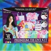 Premium Tie Dye and Fashion Creator Kit