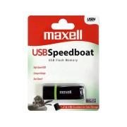 Maxell USB 128GB 3.1 Speedboat Crni