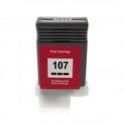 Canon Cartucho de tinta para CANON 6705B001 / PFI-107 BK negro compatible (marca ASC)