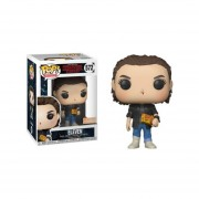 Funko Pop Stranger Things Eleven Punk Bichin Boxlunch Nueva