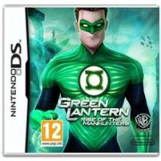 Green Lantern Rise of the Manhunters Nintendo Ds