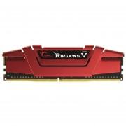Memoria RAM DDR4 8GB 2800MHz G.SKILL Ripjaws V Rojo F4-2800C17S-8GVR