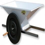 Zdrobitor Struguri Mare - Manual Pg, Cuva Vopsea Emailat, 950 X 600 Mm