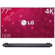 LG SIGNATURE OLED77W8PLA LED TV 195,6 cm (77'') 4K Ultra HD Smart TV Wi-Fi Zwart