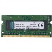 Notebook Memorijski modul Kingston KVR16S11S6/2 2 GB 1 x 2 GB DDR3-RAM 1600 MHz CL11