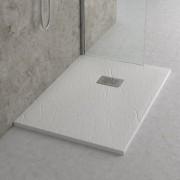 Grandform Receveur de douche en pierre naturelle Matt Grandform 150x80 en 5 couleurs - crè