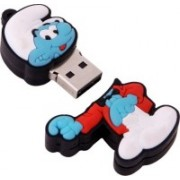 Yes Celebration Smurf 8 GB Pen Drive(Blue)