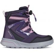 Geox zimske cipele za djevojčice Sveggen, 28, ljubičaste