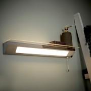 HudsonReed Étagère salle de bain lumineuse 7.5x60.x12cm Achen