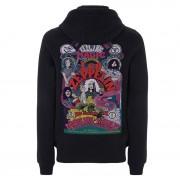 sweat-shirt avec capuche pour hommes Led Zeppelin - Electric Magic Black - NNM - RTLZEZHBELE