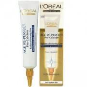 Комплексна грижа против бръчки и тъмни петна LOreal Age Re-Perfect Pro Calcium Anti-Brown Spot, За зряла кожа, 30 мл, Концентрат, Витамин С